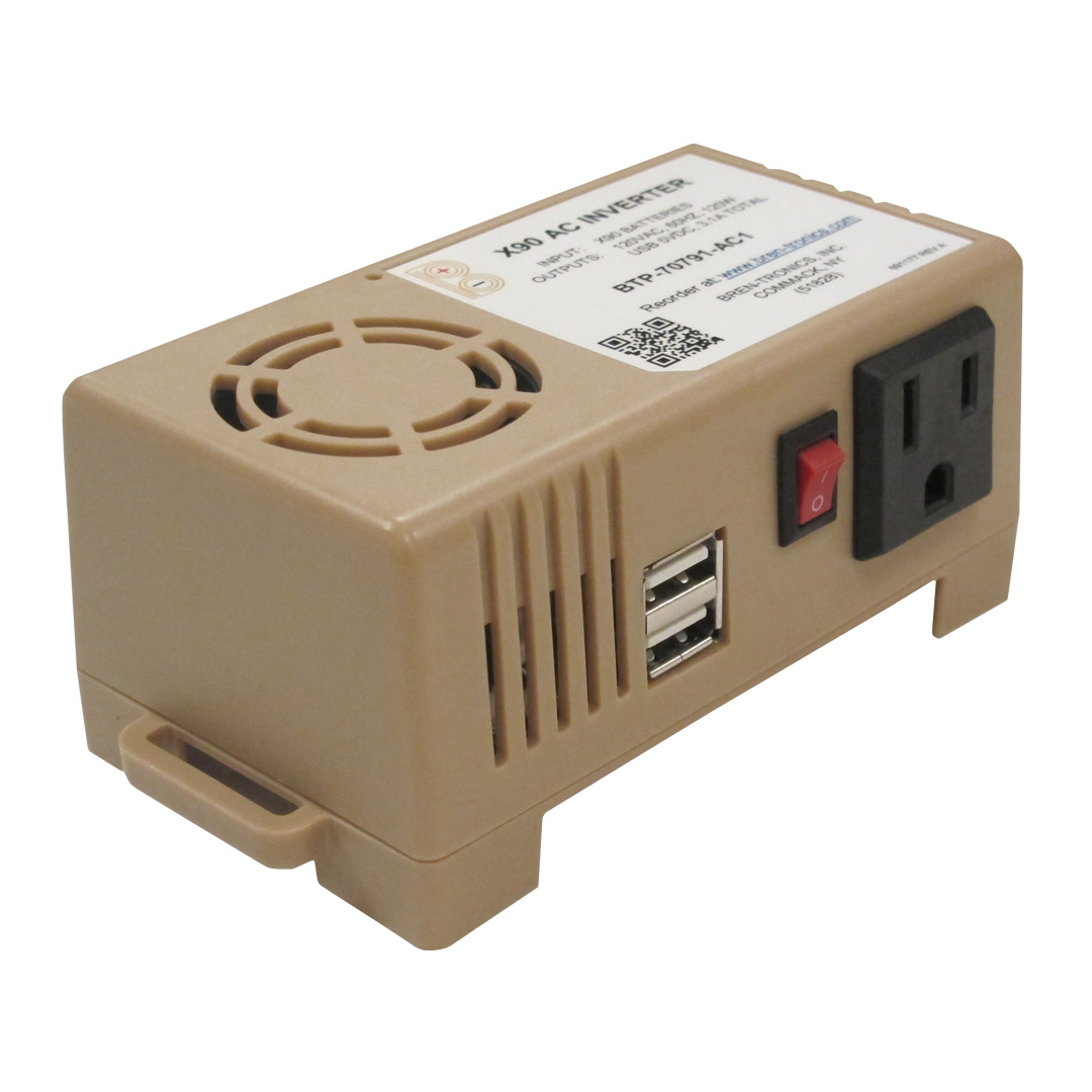 Military Battery And Charger Systems Bren Tronics Inc